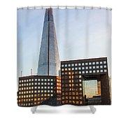 The Shard 1 Shower Curtain