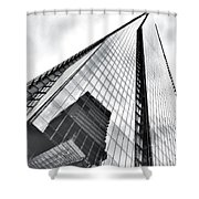 The Shard Building Shower Curtain