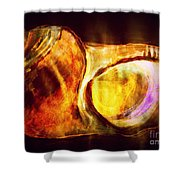 The Shell Shower Curtain