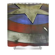 The Shield Shower Curtain