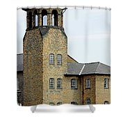 The Silk Mill - Derby Shower Curtain