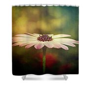 The Simple Beauty  Shower Curtain