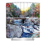 The Sinks Shower Curtain