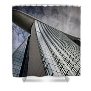 The Sky Park Shower Curtain