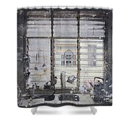 The Smell Of Cooking - Drift Shower Curtain