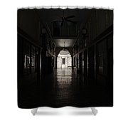 The Snell Arcade Shower Curtain