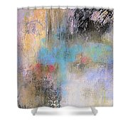 The Soft Place Shower Curtain