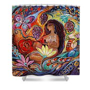 The Song Of Songs Shower Curtain