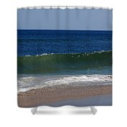 The Song Of The Ocean Shower Curtain