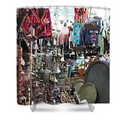 The Souk 3 Shower Curtain