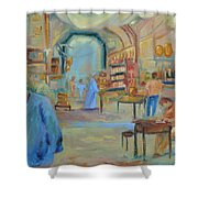 The Souk Shower Curtain