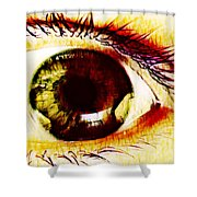 The Soul Shower Curtain