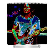 The Sound Of Psychedelic Memories Shower Curtain