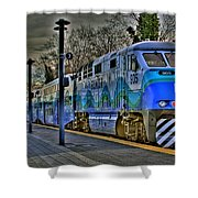 The Sounder Shower Curtain