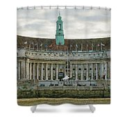 The South Bank Shower Curtain
