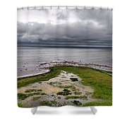 The South End Shower Curtain