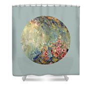 The Sparkle Of Light Shower Curtain