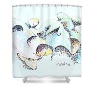 The Speaker Shower Curtain