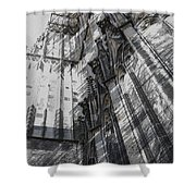 A Reach To Heaven Shower Curtain