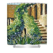 The Stairs Shower Curtain