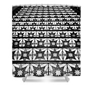 The Stars Lead The Way Shower Curtain