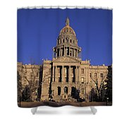 The State Capitol Building Shower Curtain