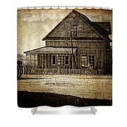 The Stories This House Holds Shower Curtain