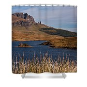 The Storr Shower Curtain