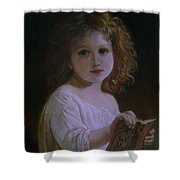 The Storybook Shower Curtain