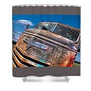 The Survivor - '42 Chevy Shower Curtain