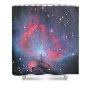 The Sword Of Orion Shower Curtain