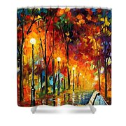 The Symphony Of Light Shower Curtain