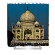 The Taj Shower Curtain