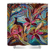 The Tales Of One Thousand And One Nights Shower Curtain