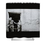 The Tannery Shower Curtain