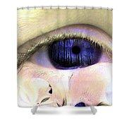 The Tear Shower Curtain