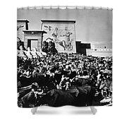 The Ten Commandments, 1923 Shower Curtain