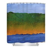The Ten Lost Tribes Shower Curtain
