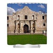 The Texas Alamo Shower Curtain