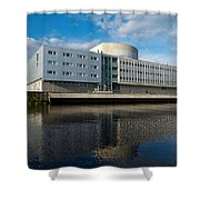The Theatre Of Oulu 2 Shower Curtain