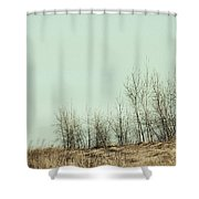 The Things We Should Have Done To End Up Somewhere Else Shower Curtain