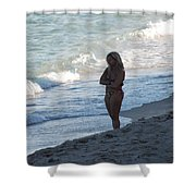 The Thinking Women Shower Curtain