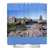 The Tidepools Of Bear Harbor Shower Curtain