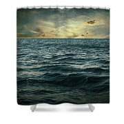 The Time I Was Daydreaming Shower Curtain