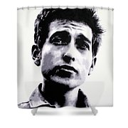 The Times They Are A Changin . .  Shower Curtain