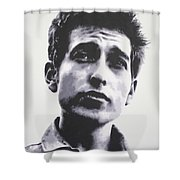 The Times They Are A Changin'  2013 Shower Curtain