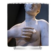 The Touch Shower Curtain
