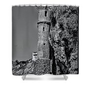 The Tower Shower Curtain
