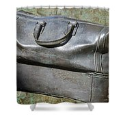 The Travellers Travel Bag Shower Curtain