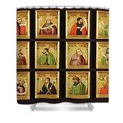 The Twelve Apostles Shower Curtain